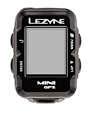 Lezyne Mini GPS Cycling Computer w/Mount from Lezyne