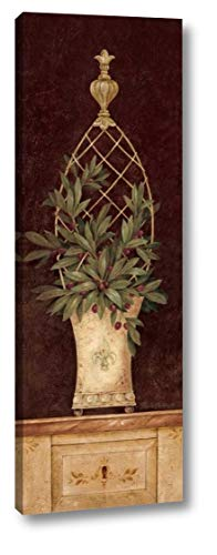 - Olive Topiary I by Pamela Gladding - 9