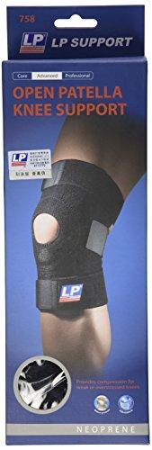LP Support 758 Basic offene Wickel-Bandage, Größe Universalgröße