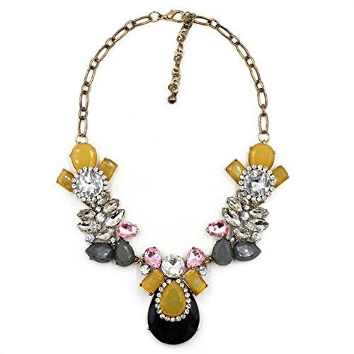 Hope Tree NewEthnic Joker Sweet Resin Charm Necklaces & Pendants Fashion Statement Jewelery Women
