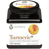 Youtheory Turmeric Advanced Formula Tablets - 120 ct (1 Bottle)