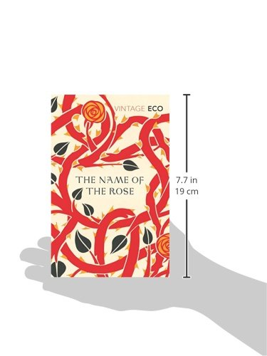 The Name Of The Rose (Vintage Classics): Amazon.es: Umberto Eco: Libros en idiomas extranjeros