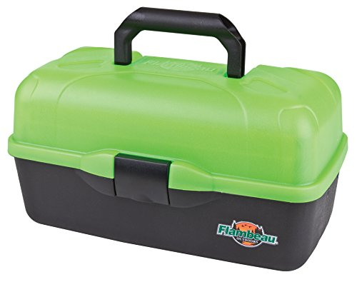 Flambeau Tackle 3 Tray Tackle Box