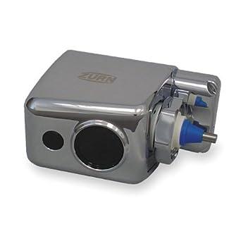 Zurn ZERK-CPM E-Z Flush Automatic Retrofit Kit for Closet and Urinal Valves with Metal Cover