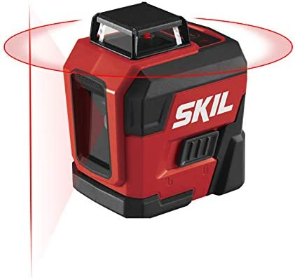 [SCHEMATICS_48YU]  SKIL 65ft. 360° Red Self-Leveling Cross Line Laser Level with Horizontal  and Vertical Lines, Rechargeable Lithium Battery with USB Charging Port,  Compact Tripod & Carry Bag Included - LL932201 - - Amazon.com | Laser Level 360 Wire Diagram |  | Amazon.com