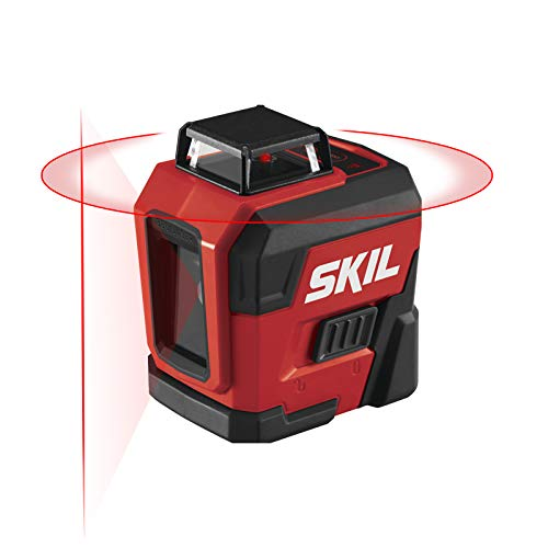 SKIL Self-Leveling 360-Degree Cross Line Laser