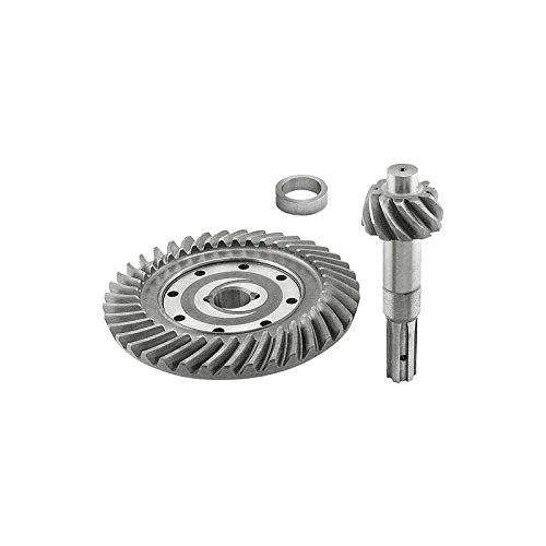 MACs Auto Parts 47-14822 Ring & Pinion Gear Set - 3.54 To 1 Ratio - 10 Splined - Ford Pickup Truck by MACs Auto Parts