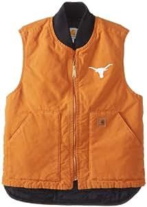 NCAA Texas Longhorns Men's Sandstone Vest, Burnt Orange, X-Large Tall