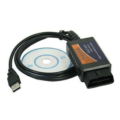 HDE ELM 327 Diagnostics Cable product image