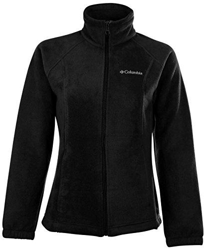 Columbia Women's Sawyer Rapids 2.0 Fleece Jacket-Black-Mediu