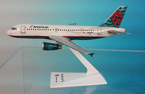 - Flight Miniatures American/America West A319-100 Airplane Miniature Model Plastic Snap Fit 1:200 Part# AAB-31900H-012
