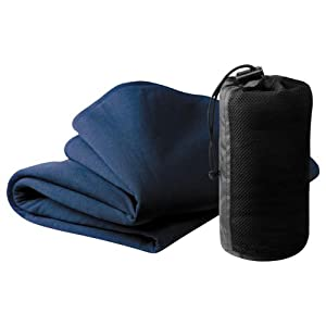 Cocoon Reisedecke Travel Blanket - Coolmax