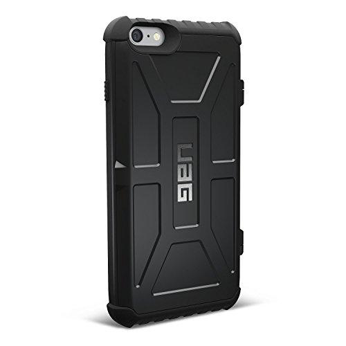 UAG iPhone 6 Plus / iPhone 6s Plus Trooper Card Case [BLACK]...