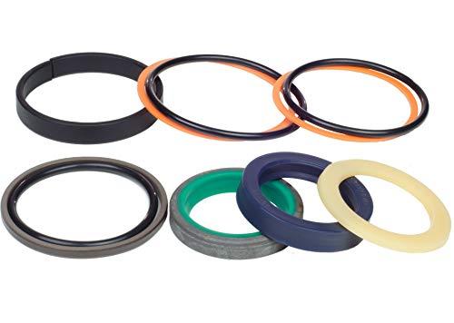 Kit King - Case 128725A1 Hydraulic Cylinder Seal Kit Aftermarket, 90XT 450 1530B 1835B 1838 1840 1845 W14B W14C ()