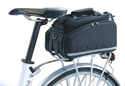 Topeak Velcro Strap Version Dxp Trunk Bag with Rigid Molded Panels