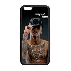 Diy Yourself Custom August Alsina Tattoo cell phone case cover Laser Technology for iphone 4 4s Designed by HnW Accessories Wmx3I2p0In8