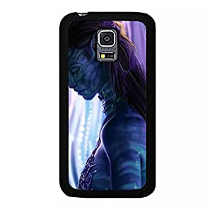 Attractive Elegant Cover Case Avatar Movie Phone Case for Samsung Galaxy S5 Mini Avatar Pattern Cover