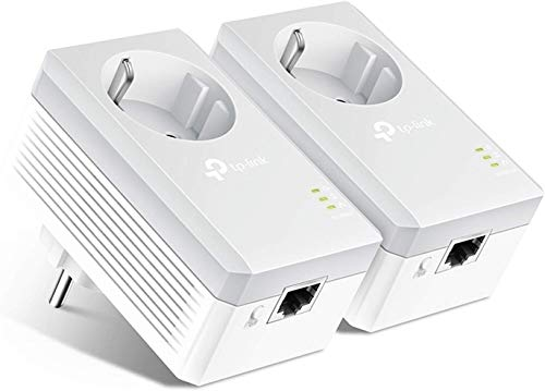 🥇 TP-Link TL-PA4010P Kit Powerline con enchufe adicional