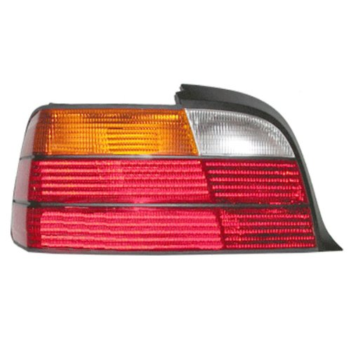 E36 Smoked Led Tail Lights in US - 4