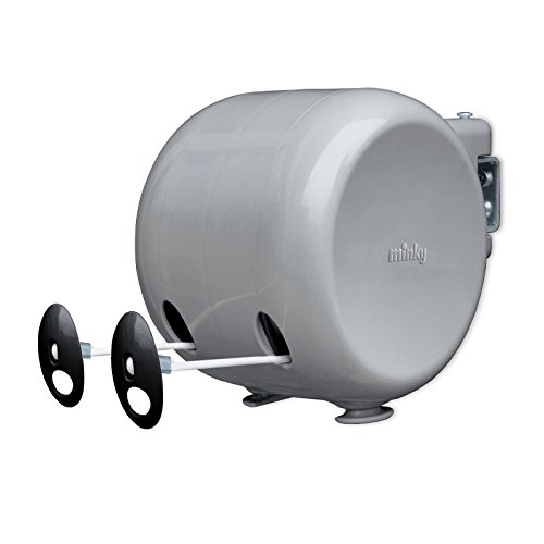 Minky Retractable Outdoor Clothesline, (Retractable Dryer)