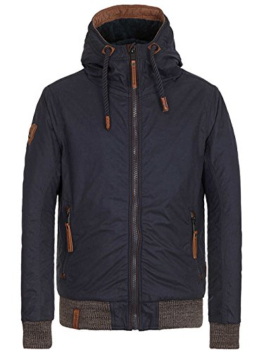 Jacket III Men Naketano Man Gingerbread Dark Jacket Blue xvBaZwq