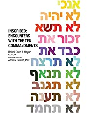 Inscribed: Encounters with the Ten Commandments