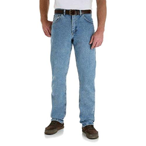 Genuine Fit Wrangler Jeans Regular (34