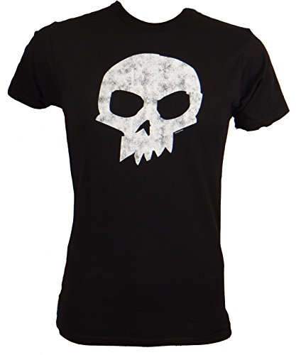Toy Story Sid Skull T-shirt (Extra Large,Black) (Toy Story Shirts)