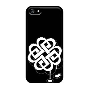 Apple Iphone 5/5s HKz9572HtQR Custom Fashion Breaking Benjamin Band Series Anti-Scratch Hard Phone Cases -