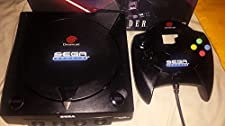 Sega Dreamcast System - Video Game Console (Black Sega Sports Edition)