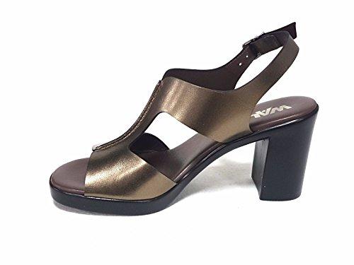 MELLUSO - Sandalias de vestir de Piel para mujer canna di fucile