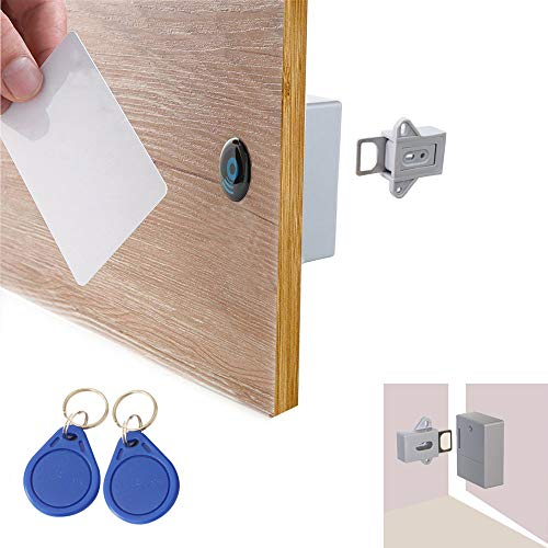 ETEKJOY RFID Electronic Cabinet Lock Hidden DIY for Wooden Drawer Cabinet by ETEKJOY (Image #6)