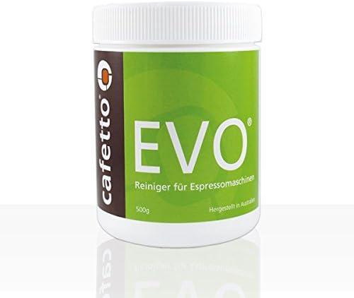 cafetto Evo limpiador para cafeteras de espresso (lata de 500 g ...