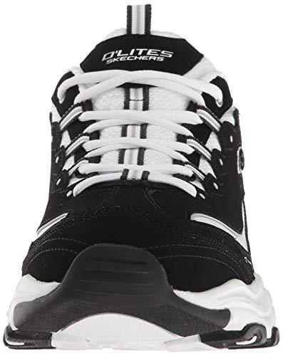 D'lites Zapatillas Negro Hombre Para Skechers TpxF4B