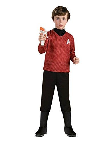 Star Trek into Darkness Deluxe Scotty Costume, -
