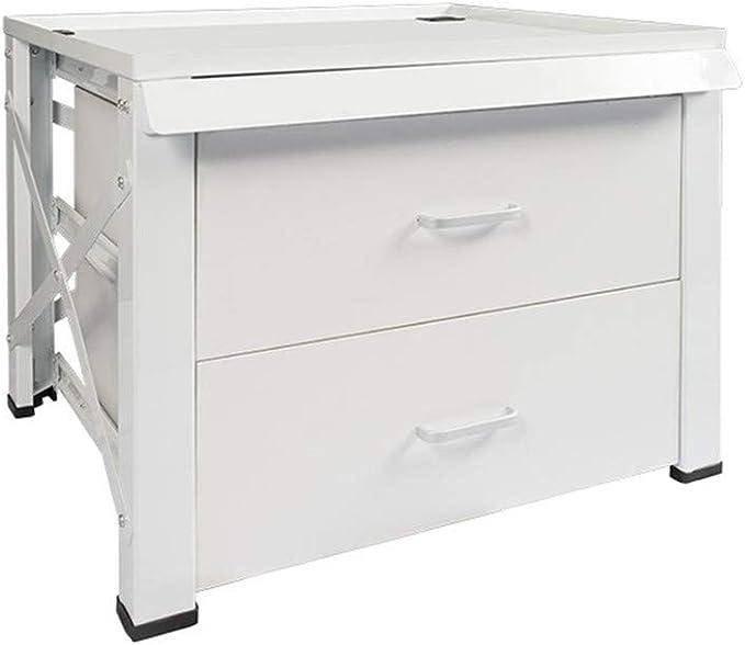 Estructura para lavadora (60 cm de altura, base estable con ...