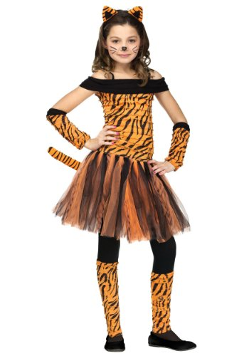 Tigre (Tiger Costume Paint)