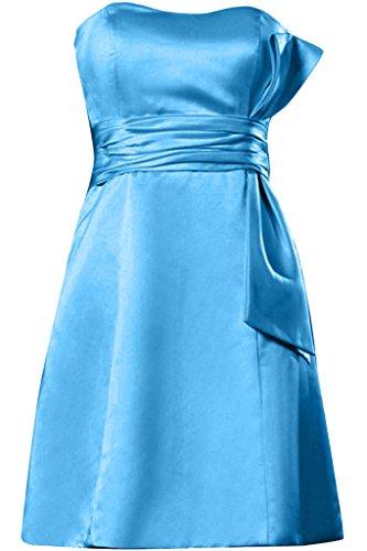 Missdressy - Vestido - para mujer azul claro