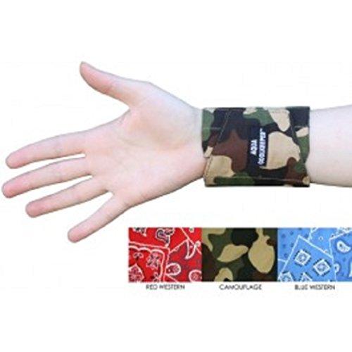 Aqua Coolkeeper Kühlendes Armband, Camouflage L 23 - 26 cm