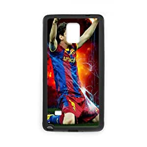Samsung Galaxy Note 4 Phone Case Lionel Messi W9L34176