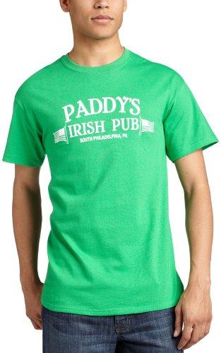 It's Always Sunny in Philadelphia -  Paddy's Irish Pub T-shirt, Green, X-Large