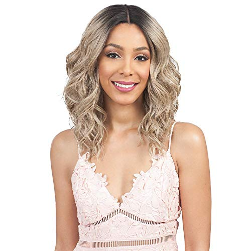 Bobbi Boss Synthetic Swiss Lace Front Wig - MLF315 Miriam (4)
