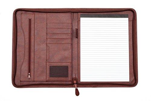 professional executive pu leather business resume