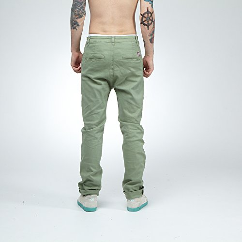 Sweet SKTBS The Chino Mineral Green, green min, 34/34