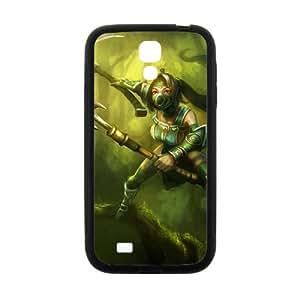 League Legends Black Samsung Galaxy S4 case