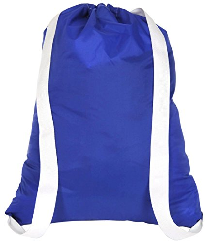Keeble Outlets Backpack Laundry Bag, 22 by 28 Inches, Made of a Strong, Durable Nylon