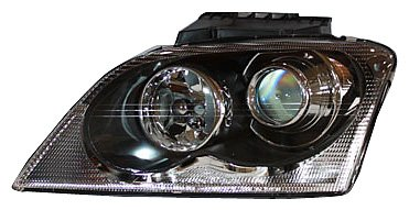 TYC 20-6496-00 Chrysler Pacifica Driver Side Headlight Assembly - Chrysler Pacifica Headlight Replacement