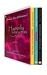 Flaming Sun Collection 1: Happily Ever Afters from India Box Set (The Malhotra Bride; Meghna; The Runaway Bridegroom)