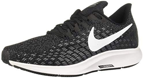 Nike W Air Zoom Pegasus 35 (W), Zapatillas de Running para Mujer, Multicolor (Black/White/Gunsmoke/Oil Grey 001), 37.5 EU: Amazon.es: Zapatos y complementos