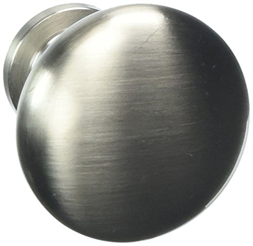 Amerock BP53005G10-35PACK Allison Satin Nickel Round Cabinet Knob (Pack of 35)